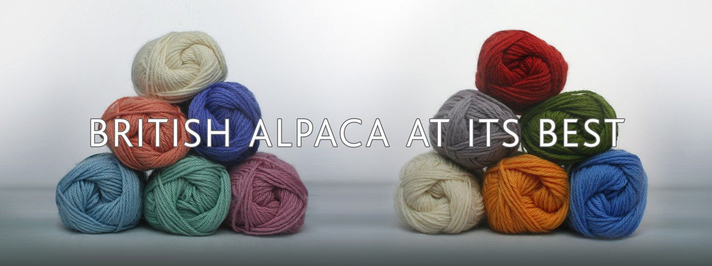 British Alpaca at its best
