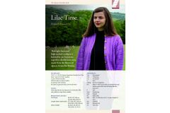 Lilac Time Cardigan by Monica Russel