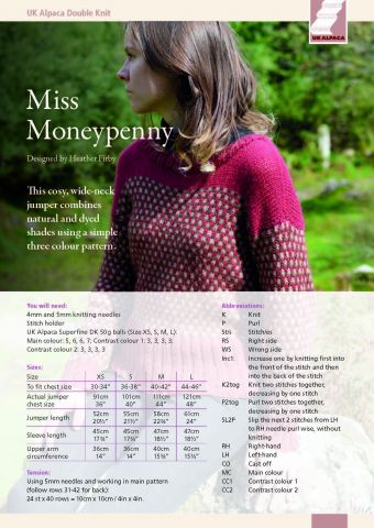Miss Moneypenny by Heather Firby