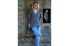 Sampler Tunic by Chrissie Smith
