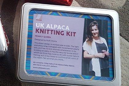 Tin Knitting & Crochet Kits