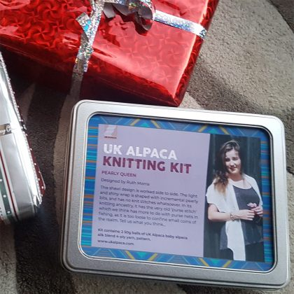 Tin Knitting & Crochet Kits
