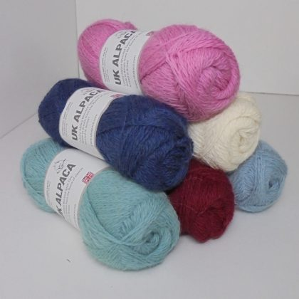 4-Ply Knitting Yarns